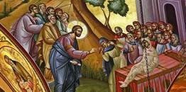 Wskrzeszenie syna wdowy