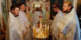 Święto parafialne w Augustowie