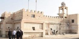Zakończono odbudowę Monasteru św. Jana Chrzciciela