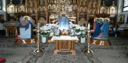 Dzień Św. męcz. Ireny w Terespolu