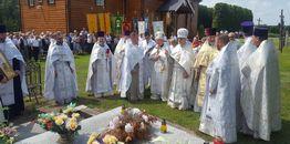 Święto Wniebowstąpienia Pańskiego w Telatyczach