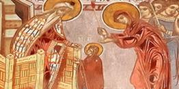 Wybrana hymnografia święta Wprowadzenia Bogurodzicy do świątyni
