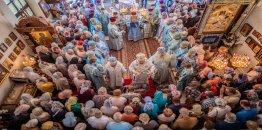Święto w Turkowickim Monasterze