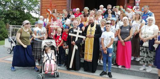 Pielgrzymka z Milejczyc na św. Górę Grabarkę
