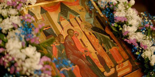 Homilia na święto Wprowadzenia Najświętszej Bogurodzicy do Świątyni.