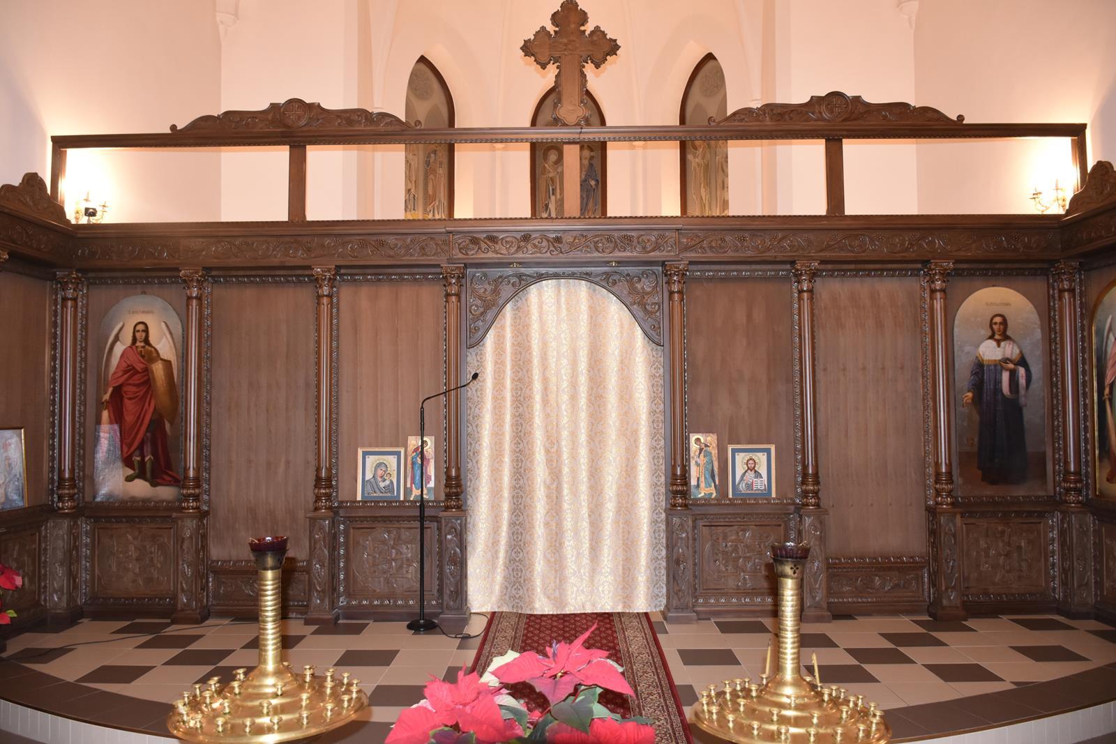 Nowy ikonostas w stargardzkiej Cerkwi