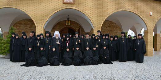 Międzynarodowe spotkanie mnichów i mniszek