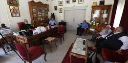 Spotkanie reprezentantów mediów prawosławnych na Cyprze
