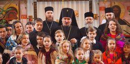 Koncert kolęd chóru dziecięcego