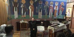 Obóz poświęcony św. Włodzimierzowi w Cieplicach