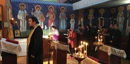 Wizyta Arcybiskupa Jerzego w Cieplicach