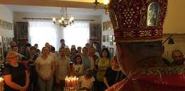 Święto parafialne w Wałbrzychu
