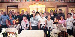 Zakończenie roku w Szkole Śpiewu Cerkiewnego i Języka Cerkiewnosłowiańskiego