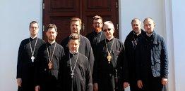 Rekolekcje duchowieństwa dekanatu bialskopodlaskiego