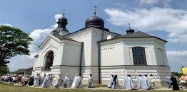 Sosnowica: Uroczystości świąteczne na Pojezierzu Łęczyńsko – Włodawskim