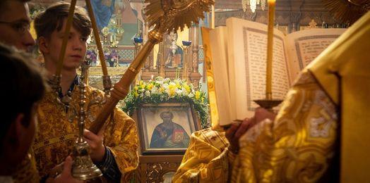 Supraśl: Uroczystości ku czci apostoła Jana Teologa
