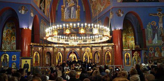Charytatywny koncert muzyki cerkiewnej