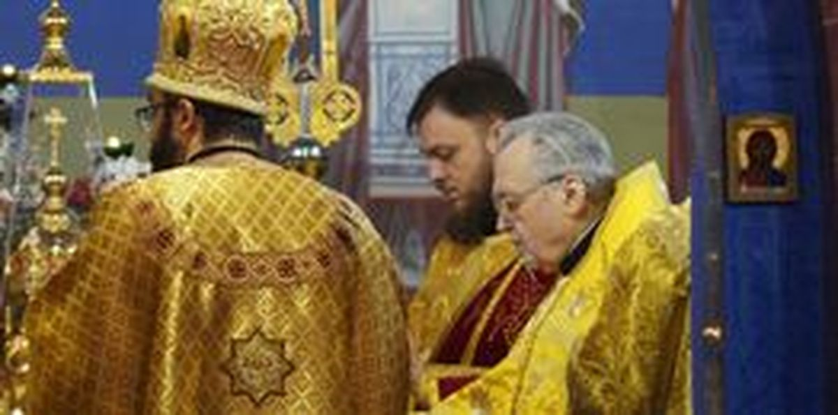 Rocznica święceń kapłańskich o. Grzegorza Misijuka