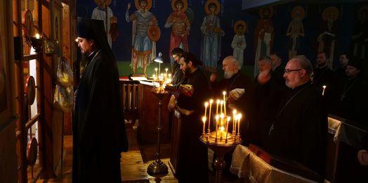 Konferencja duchowieństwa Diecezji Wrocławsko-Szczecińskiej