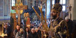 Niedziela Prawosławia w białostockiej katedrze