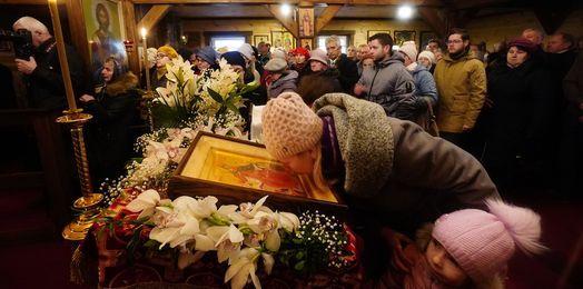 Ku czci patronki św. Katarzyny w Zaleszanach