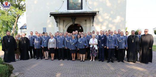 Obchody setnej rocznicy Polskiej Policji Państwowej w cerkwi katedralnej w Lublinie
