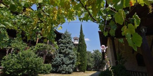 Cerkiew jest jak las