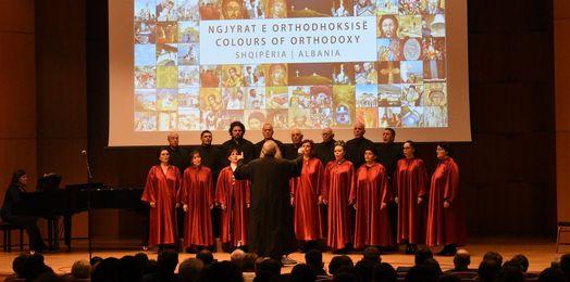 """Premiera """"Kolorów Prawosławia. Albania"""" w Tiranie"""
