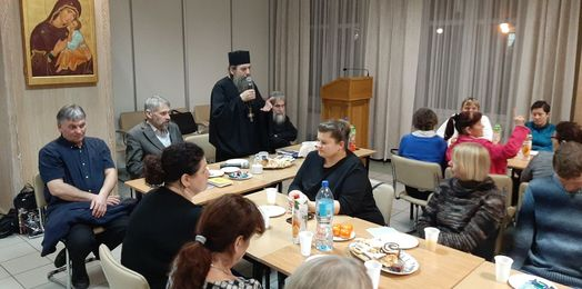 Spotkanie Bożonarodzeniowe Bractwa Trzech Świętych Hierarchów