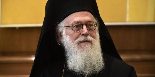 Arcybiskup Anastazy udzielił wywiadu dla Światowej Rady Kościołów