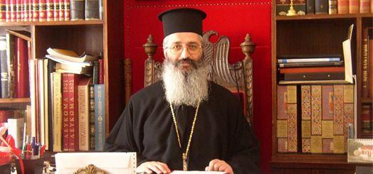 Grecki metropolita Antym udzielił wywiadu ERT