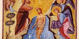 Wybrana hymnografia święta Chrztu Pańskiego
