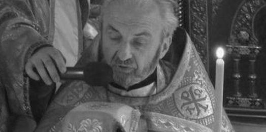 Zmarł ks. mitrat Borys Domaracki