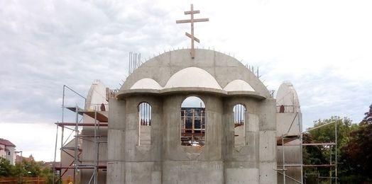 Wznowiono budowę nowej Cerkwi w Zgorzelcu