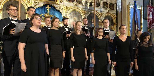 Koncert pieśni liturgicznych i paraliturgicznych w Chełmie