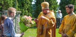 Święto parafialne w Tarnogrodzie