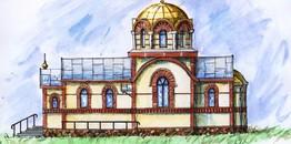 Zakończono kolejny etap budowy cerkwi w Zgorzelcu