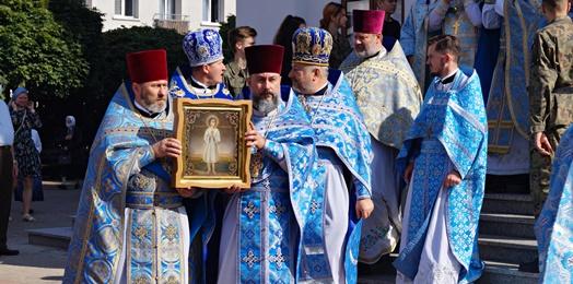 300 lecie odnalezienia Relikwii św. męcz. młodzieńca Gabriela