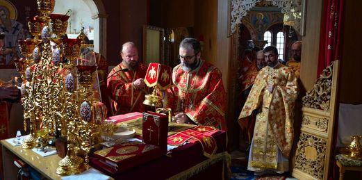Świętego Wielkiego Męczennika i Uzdrowiciela Pantelejmona